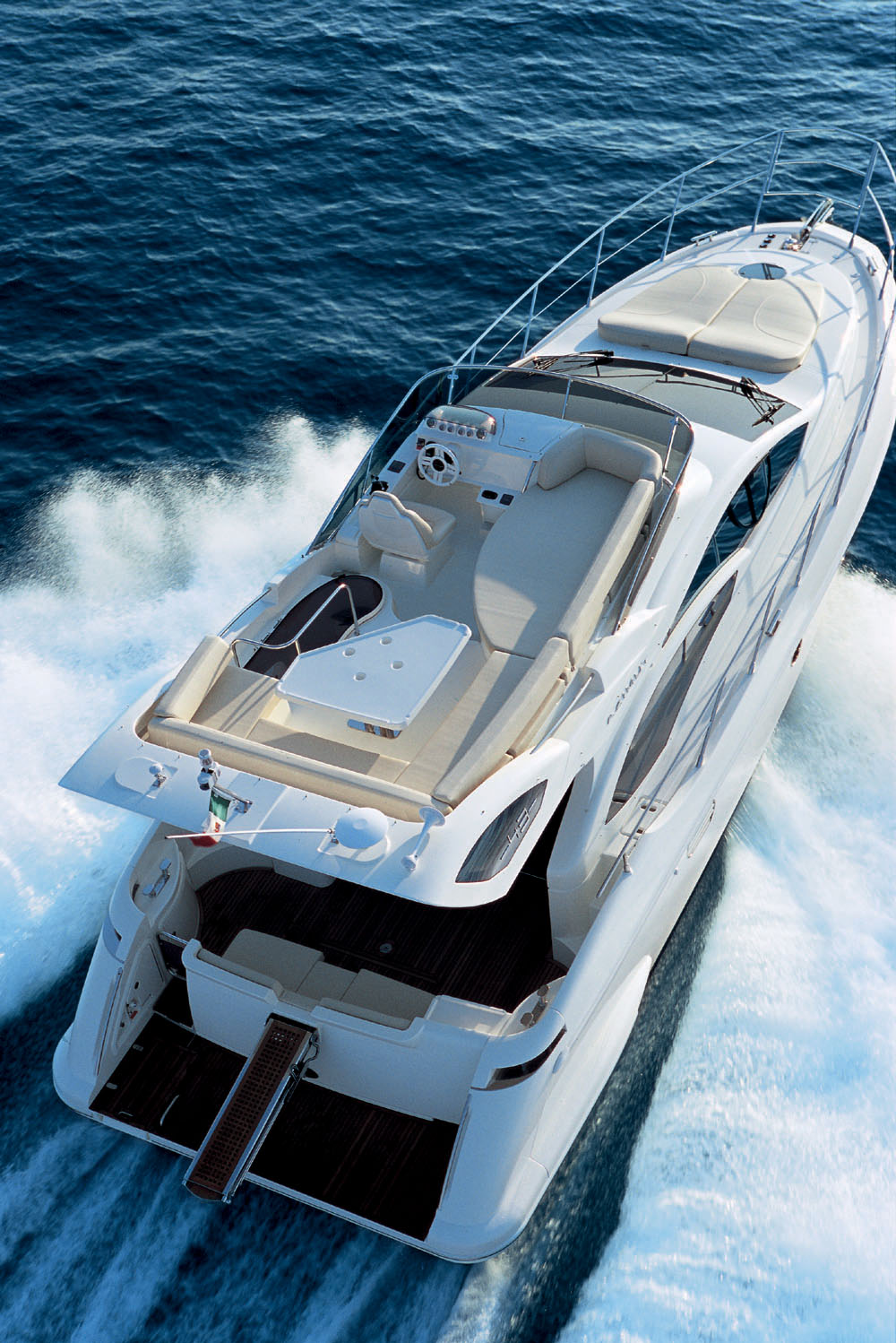 Private Motor Yacht Full Day Cruise